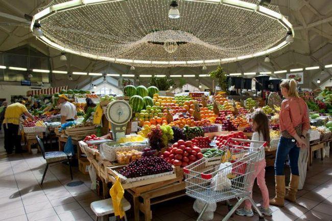 Продовольственные рынки Москвы. Рынки, ярмарки Москвы и Московской области