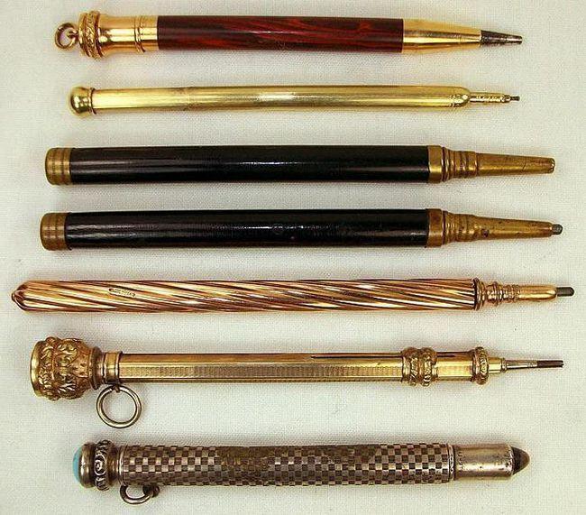 podrijetlo riječi olovkom