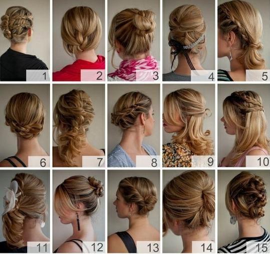 frizure za dugu sliku kose
