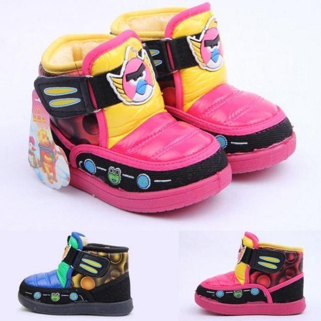 Engleski veličina cipela za djecu