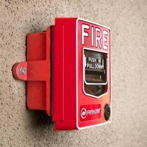 мероприятия по противопожарной защите