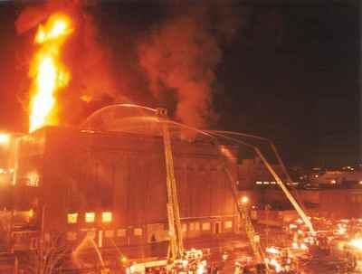 мероприятия по противопожарной безопасности