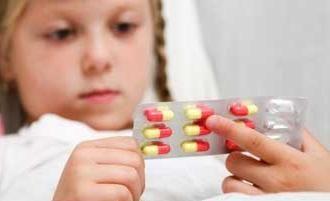 antivirusni lijek za dijete