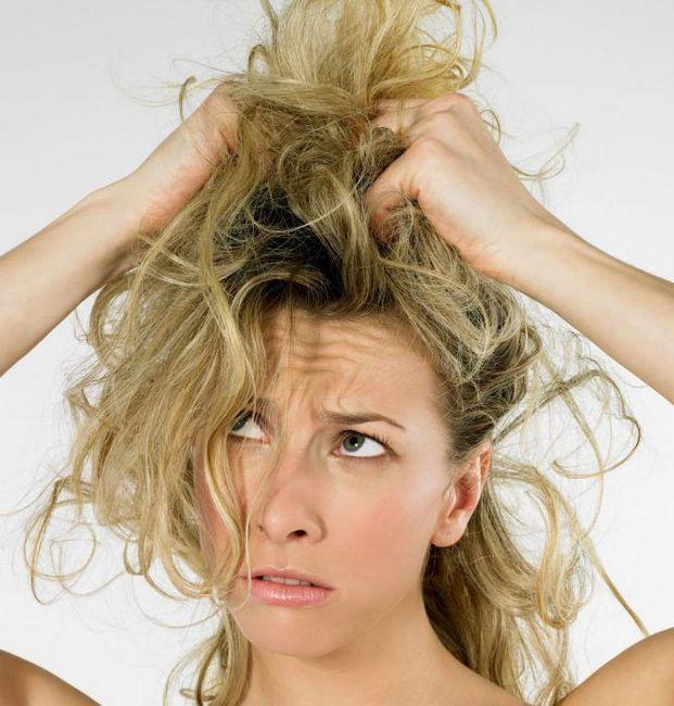 prašak za davanje volumena kosi