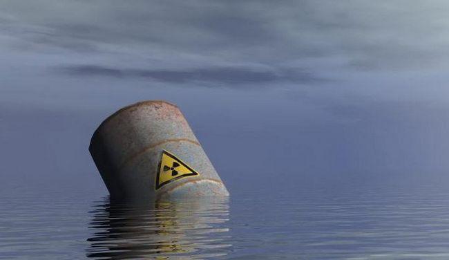 radioaktivne vode
