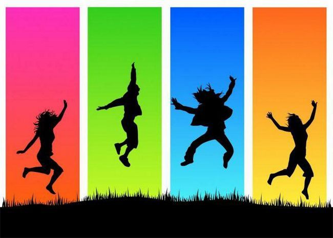 radost je osjećaj ili emocija