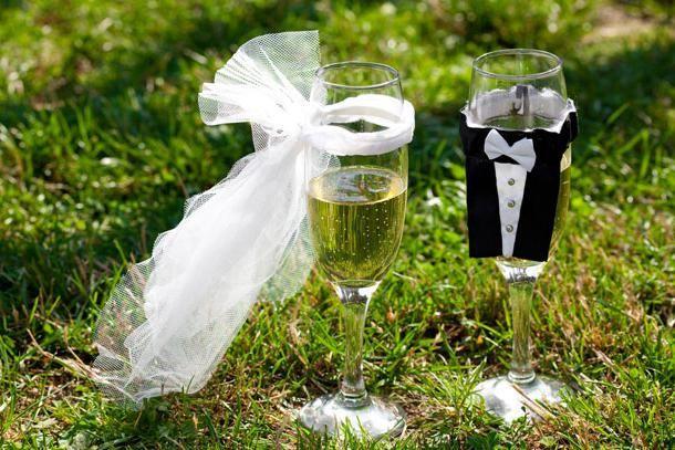 izračun alkohola za vjenčanje