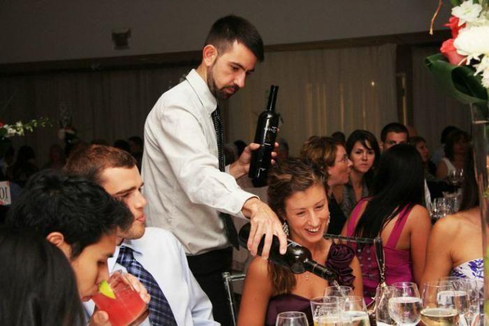 izračun količine alkohola za vjenčanje
