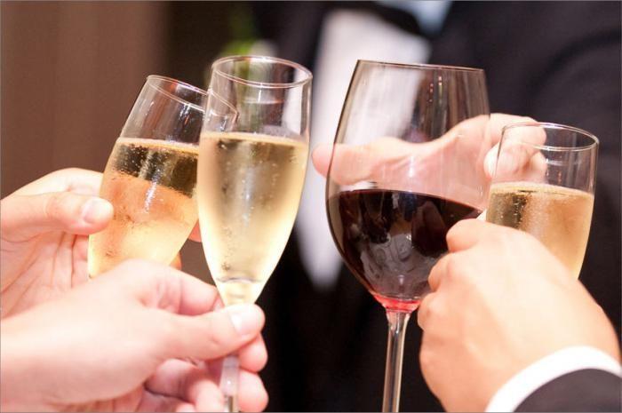 izračun alkohola za vjenčanje za 60 osoba