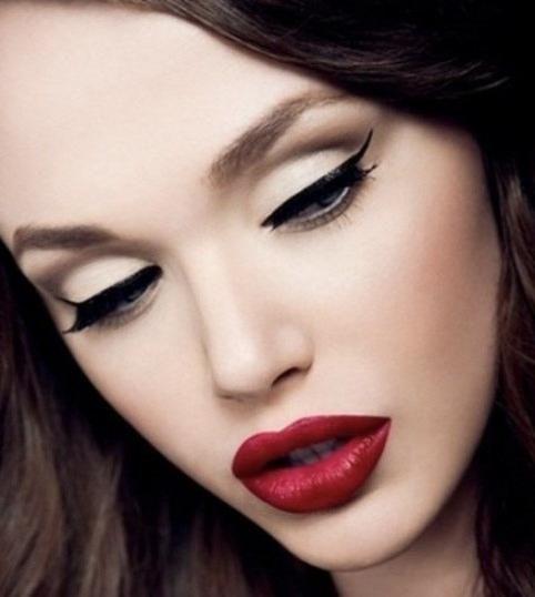 Šminka za kosu oči