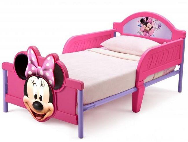 veličine dječjeg kreveta