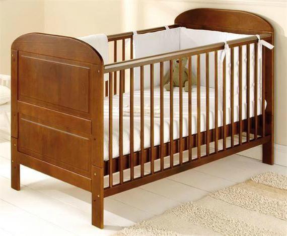 drvene dječje krevetiće