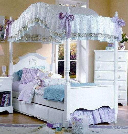 dječji krevetić za namještaj