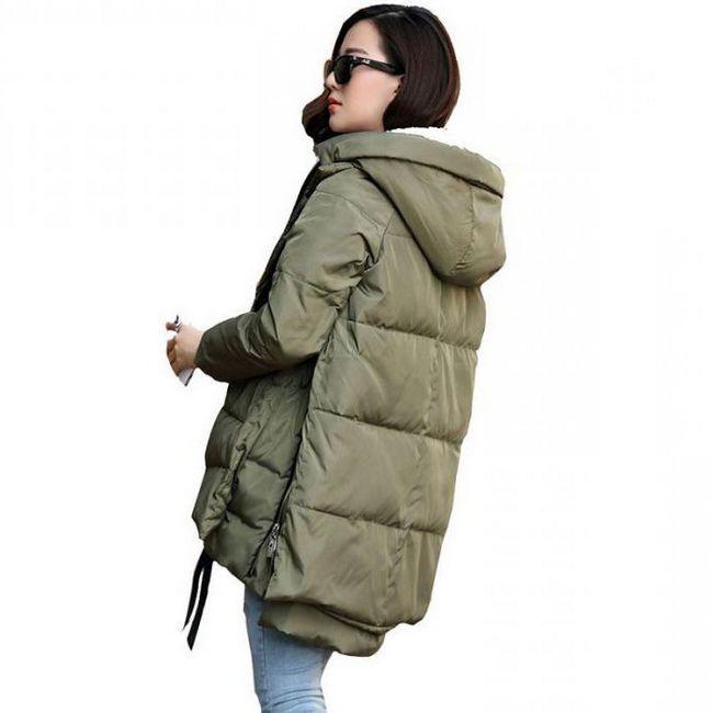 veličine ženske jakne