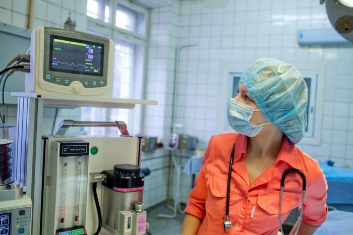 intenzivna medicinska sestra