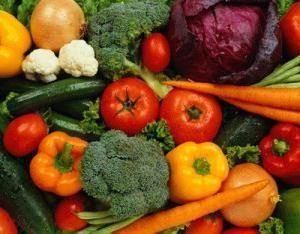 recept recepture povrća s biljnim uljem
