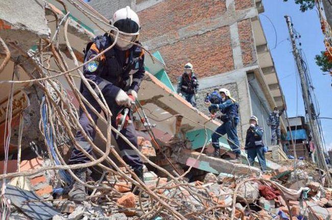 reforma ruskog uklanjanja ramena iz vatrogasaca