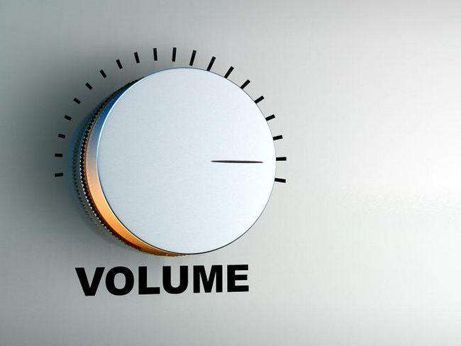 Регулятор громкости: схема и применение