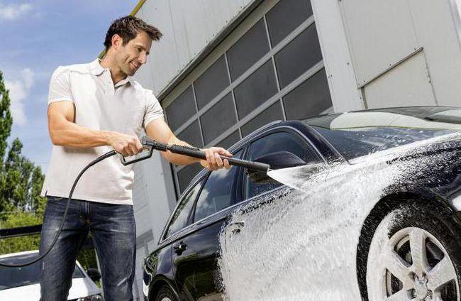 keramijer pjena za pranje automobila