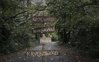 Ravenswood glumci i uloge