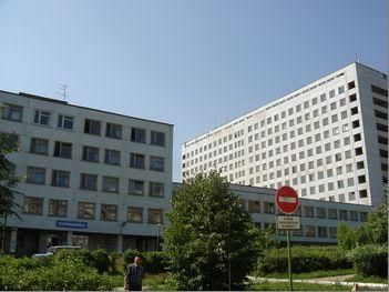 Republikanska dječja klinička bolnica Cheboksary