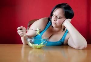 oštar uzrok gubitka težine kod žena