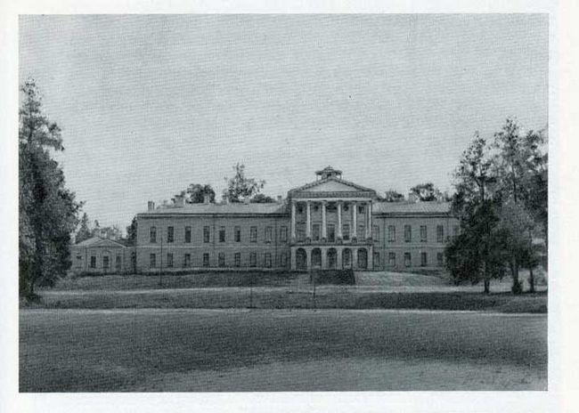 Ропшинский дворец: легенды. Бывший дворец Романовых в Ропше