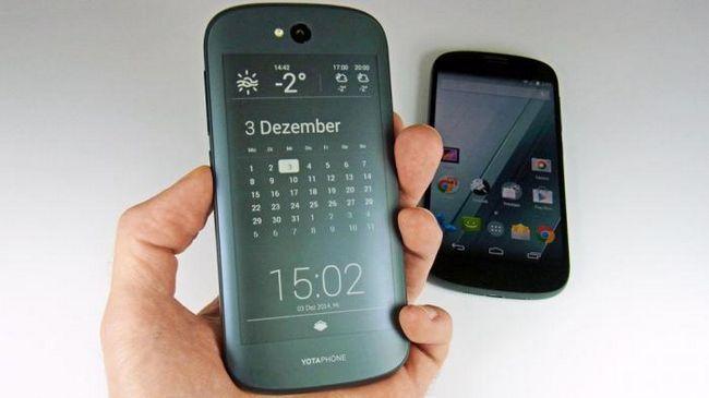 Российский смартфон YotaPhone 2: отзывы владельцев, характеристики