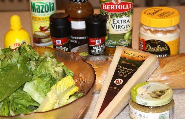 sastojci Caesar salate