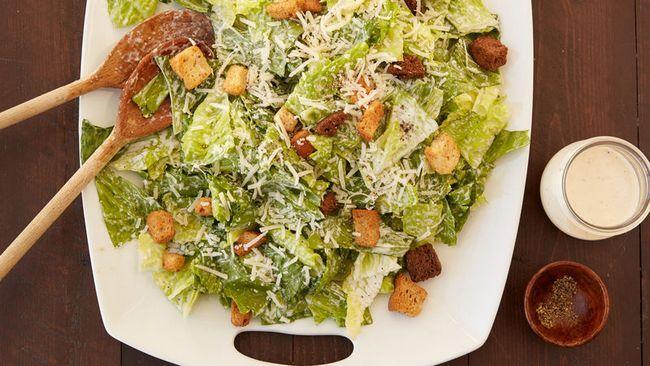 pripremamo Caesar salatu