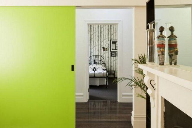 zidova svijetlo zelene boje