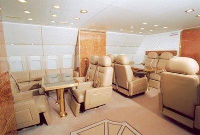 predsjednička avion