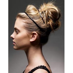Jednostavne frizure za dugu kosu kod kuće