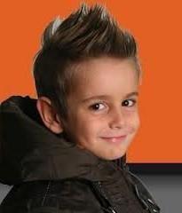 Dječji frizure za dječake