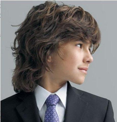 Modni frizure i frizure za teen dječake