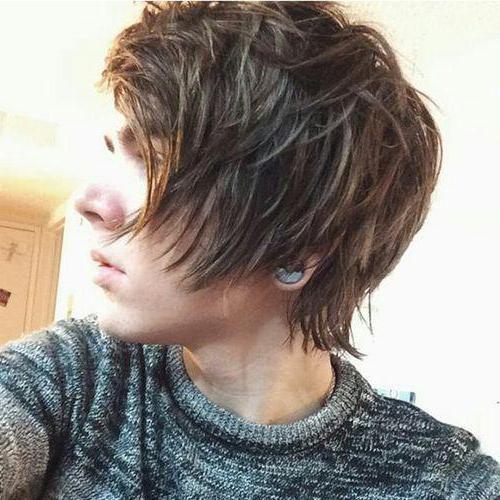 frizure dječakovu mladost