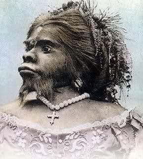 fotografije dlakave žene
