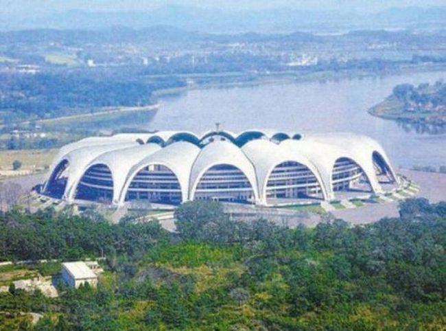 Самый большой и вместительный футбольный стадион. Лучшие футбольные стадионы мира