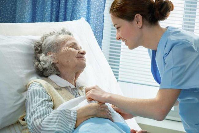 posao dužnosti medicinske sestre u bolnici