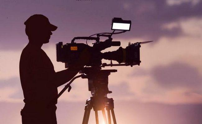 trener snimatelja