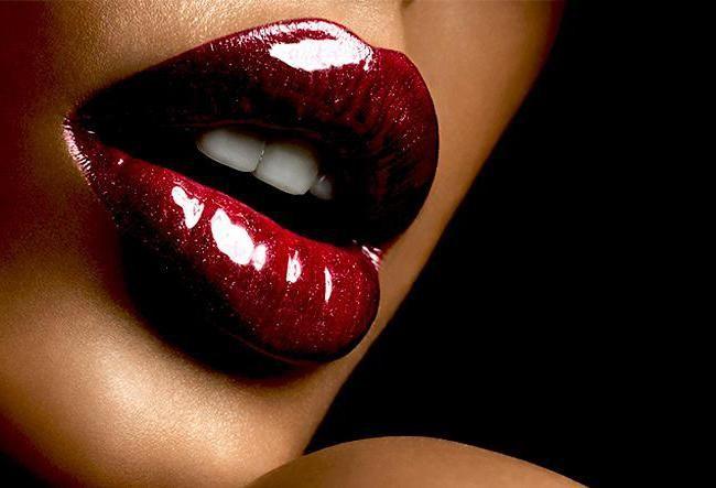Seksi koža za usne