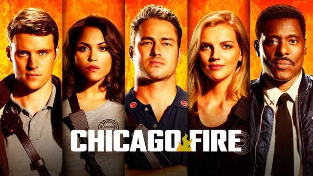 Chicago u seriji vatrogasaca