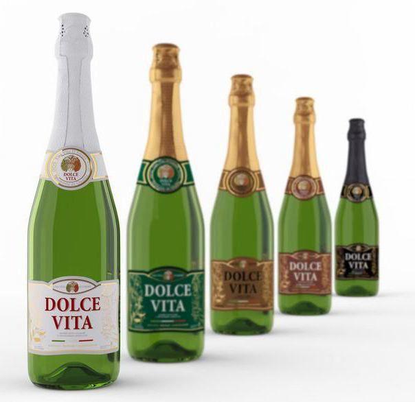 šampanjac dolce vita