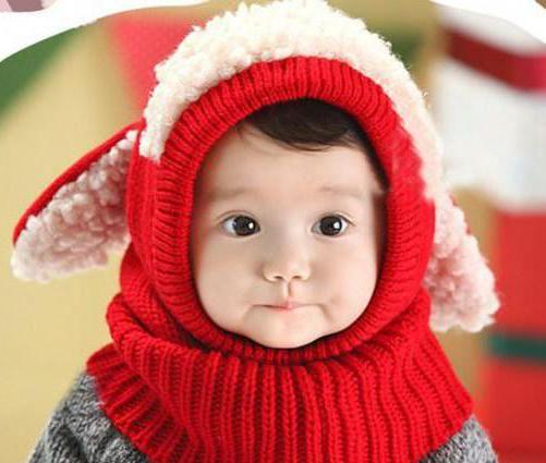 kacige za novorođenče zimi
