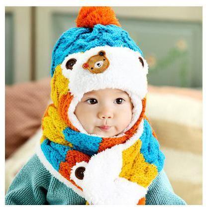 pleteni šešir za novorođenče