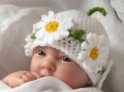zimski šešir za novorođenče
