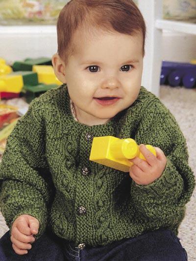 pletenje za djecu 3 godine s iglom za pletenje