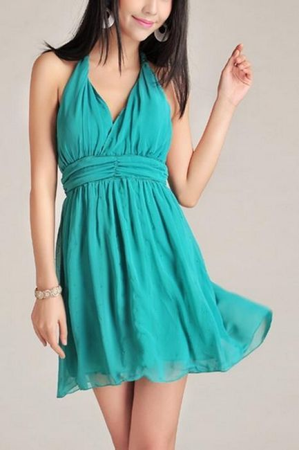 ljetne haljine sifonom