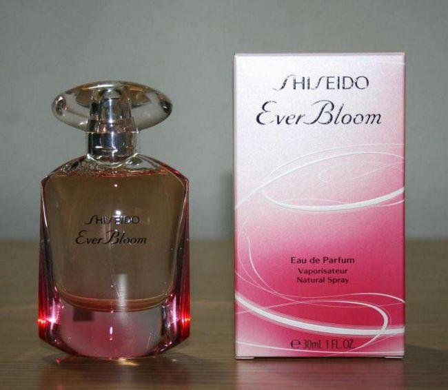 Shiseido Ever Bloom Recenzije