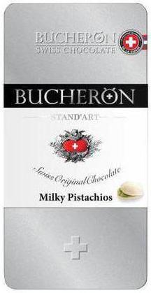 švicarski čokoladni boucheron